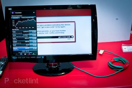 3M Ethernet-powered TV ditches conventional plug