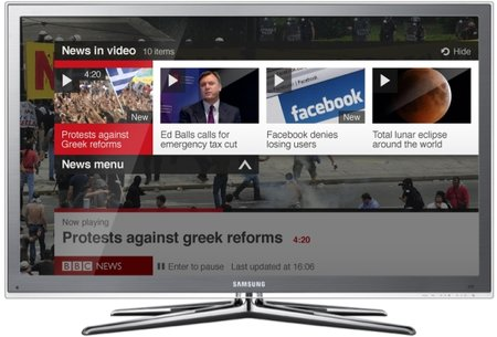 APP OF THE DAY: BBC News review (Samsung TV)