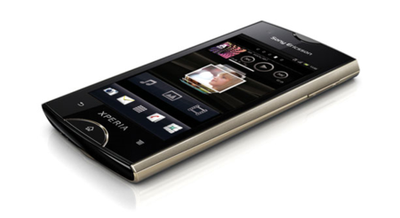 Sony Ericsson Xperia ray announced