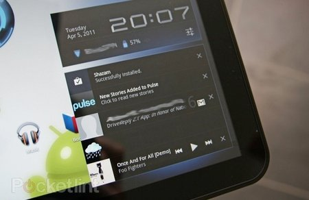 Motorola Xoom Android 3.1 incoming