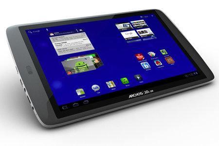 Archos G9 tablets announced - fastest dual-core Honeycomb