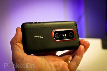HTC EVO 3D coming to the UK in July to take on LG Optimus 3D