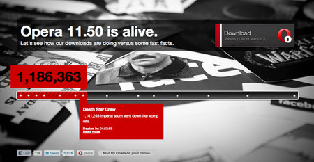 New look Opera launched as browser hits 200 million user mark