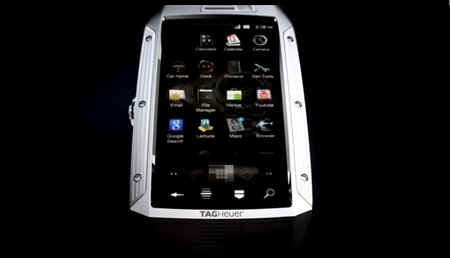 Tag Heuer unleashed €5k Froyo handset