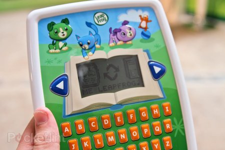 My Own Story Time Pad: LeapFrog's Kindle for kids - photo 5