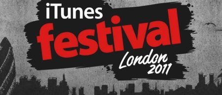 iTunes Festival London 2011 gets live streaming app with AirPlay support