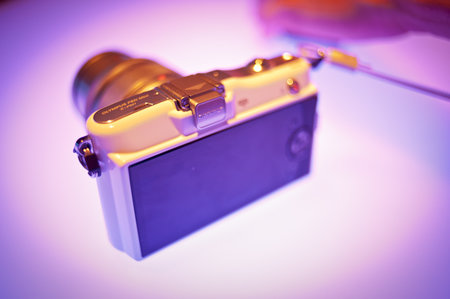 Olympus Pen Mini (E-PM1) hands-on