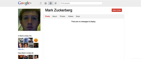 Facebook's Mark Zuckerberg confirms he joined Google +