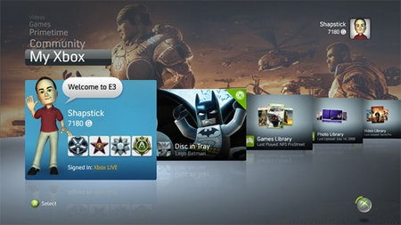 Cloud storage for Xbox 360 goes live