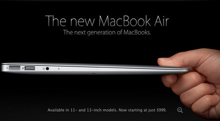 New MacBook Air to hit lightning speeds with 400 mbps flash storage