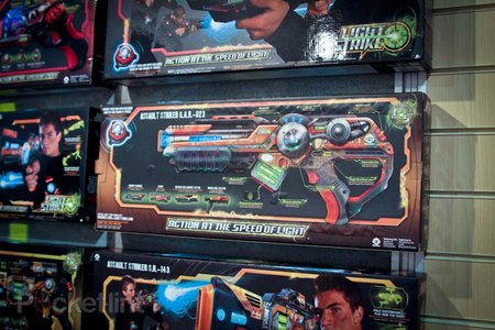 Light Strike from WowWee: Laser Quest returns - photo 15