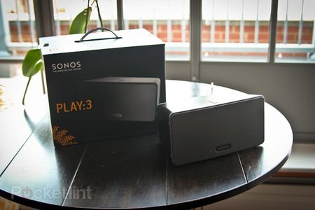 Sonos Play:3 hands-on