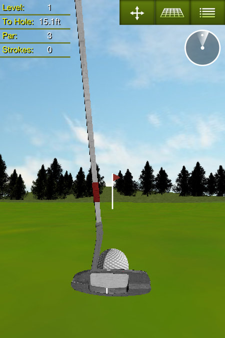 APP OF THE DAY: Puttluck review (iPhone) - photo 5
