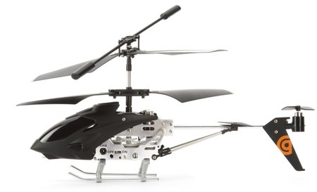 Griffin Helo TC iPhone powered chopper flies in