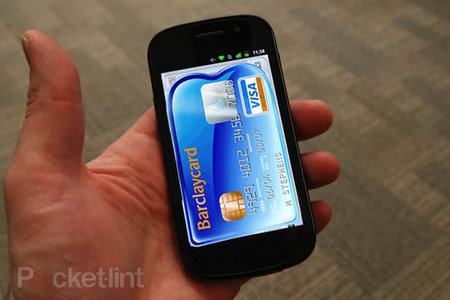Paypal shows off NFC-powered money transfers between Nexus S handsets