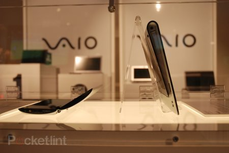 Sony S1 and S2 shown in London