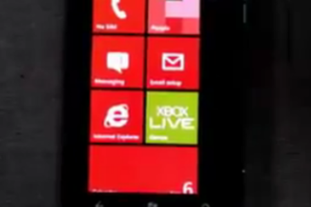 VIDEO: Nokia Sea Ray Windows Phone 7 in action