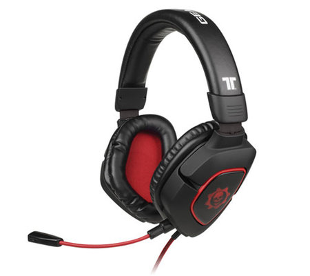 Mad Catz announces special Gears of War 3 audio range