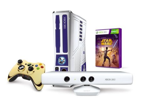 The Force is strong with limited edition Star Wars Xbox 360 bundle