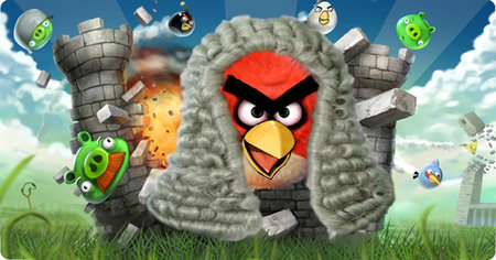 Angry Birds caught up in Lodsys patent suit