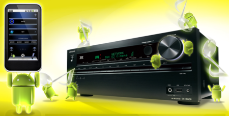 Onkyo Appy for you to get streaming
