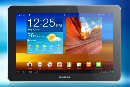 Samsung Galaxy Tab 10.1: On sale in UK 3 August