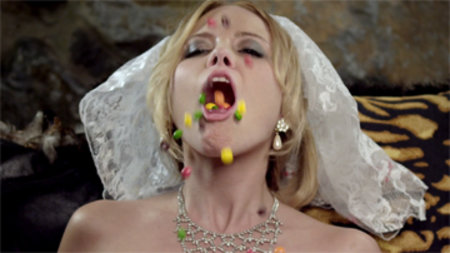 VIDEO: Skittles Newlyweds - best viral ever? (NSFW)