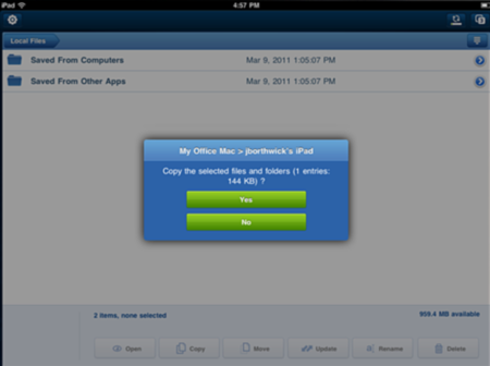 APP OF THE DAY: LogMeIn Ignition review (iOS) - photo 2