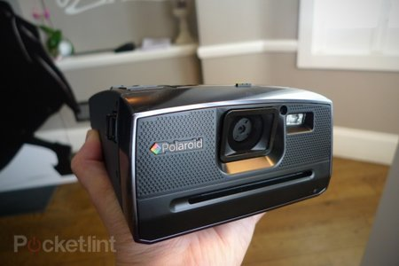 Polaroid Z340 camera hands-on