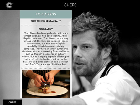 APP OF THE DAY: Great British Chefs - Recipes review (iPad / iPhone) - photo 11