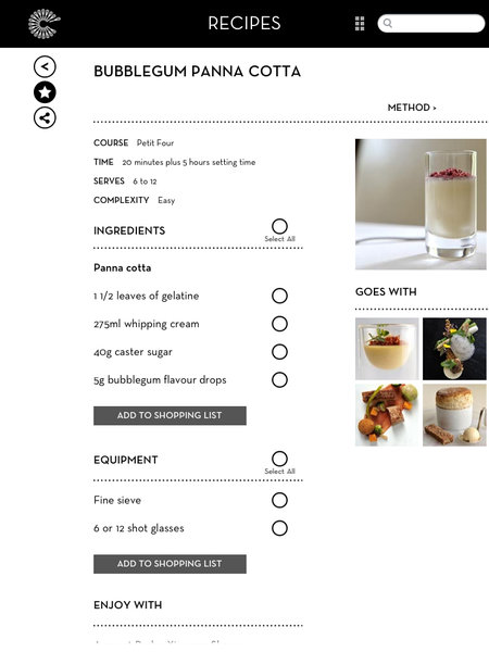 APP OF THE DAY: Great British Chefs - Recipes review (iPad / iPhone) - photo 8