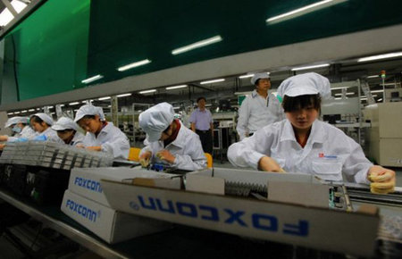 Apple drops Foxconn for iPad 3 production