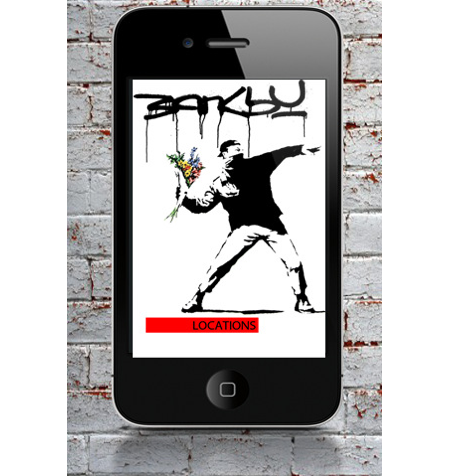 APP OF THE DAY: Banksy-Locations review (iPhone) - photo 2