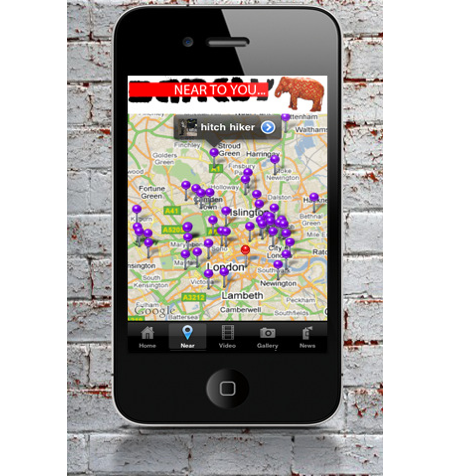 APP OF THE DAY: Banksy-Locations review (iPhone) - photo 3