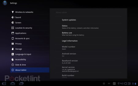 SD cards rejoice as Android 3.2 lands on Motorola Xoom   - photo 2