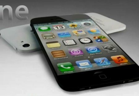VIDEO: iPhone 5 Apple Store leaked - Augenzwinkern-style