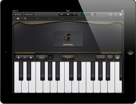 Best iPad apps for musicians