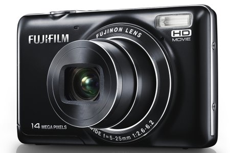 Fujifilm FinePix JX370 offers big compact specs for under £90