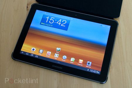 Samsung Galaxy Tab 10.1: Apple injunction lifted
