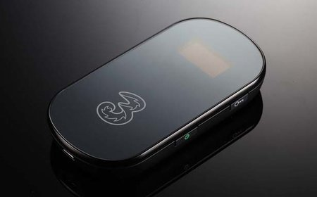 New Huawei MiFi bound for Three network