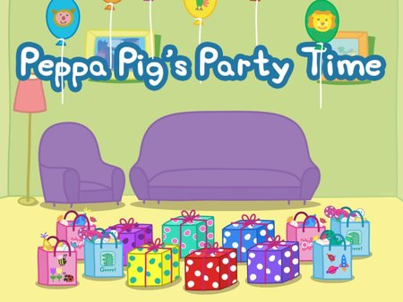 APP OF THE DAY: Peppa Pig's Party Time review (iOS) - photo 4