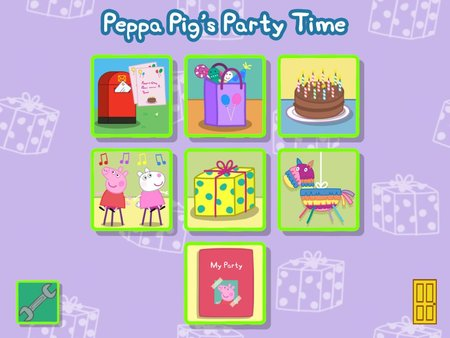 APP OF THE DAY: Peppa Pig's Party Time review (iOS) - photo 5