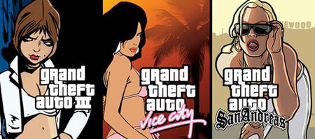 Grand Theft Auto trilogy hits Mac App Store