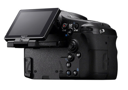 New Sony A77 pictures and specifications leaked - photo 2