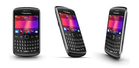 BlackBerry Curve 9350, 9360 and 9370 officially RIMmed