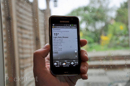 APP OF THE DAY: Go Weather review (Android)