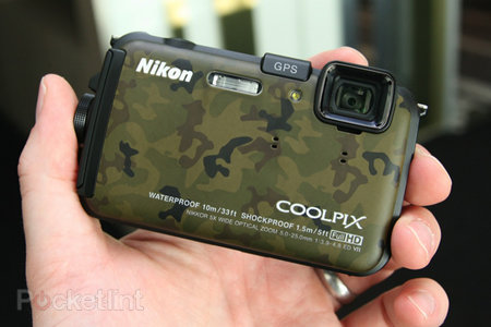 Nikon Coolpix AW100 pictures and hands-on