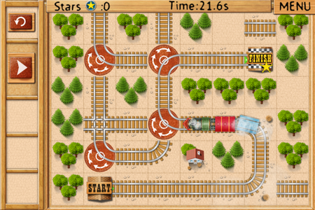 APP OF THE DAY: Rail Maze (iPhone)