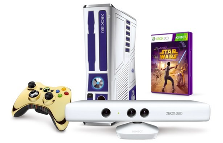 Kinect Star Wars delayed until 2012