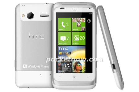 HTC Omega official pics leak
